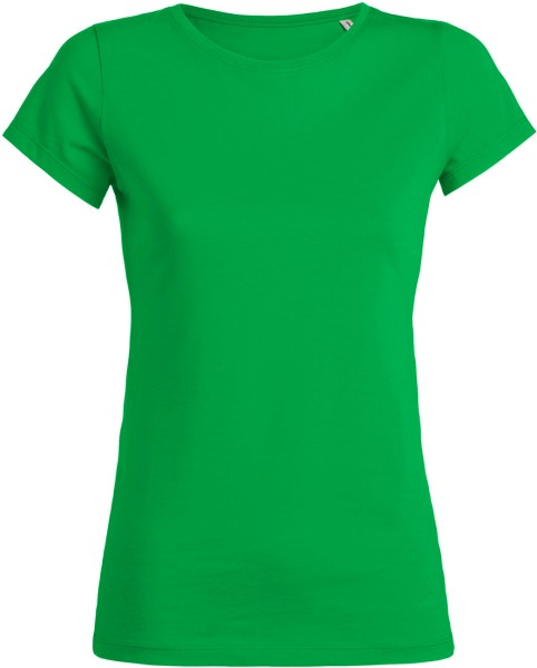 T-Shirt aus Bio-Baumwolle - fresh green
