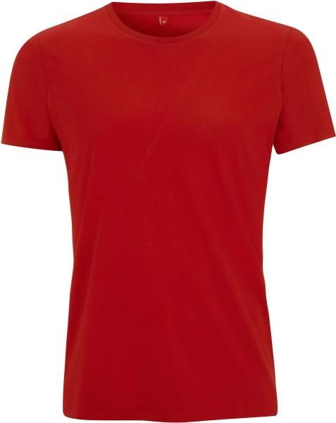 Unisex Slim-Cut T-Shirt - red