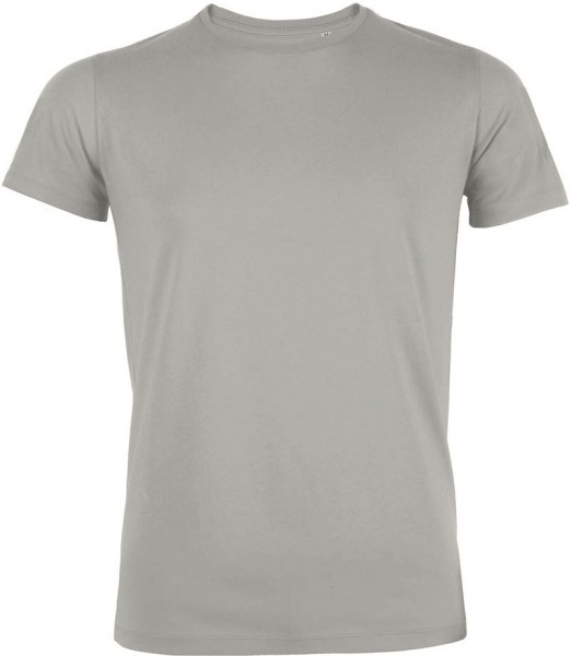 Feels - Slim-Fit T-Shirt aus Bio-Baumwolle - opal - Bild 1