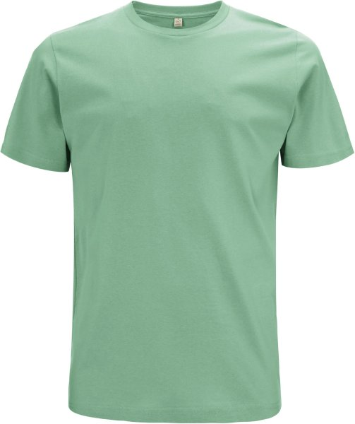 Organic T-Shirt CO2-neutral - sage green
