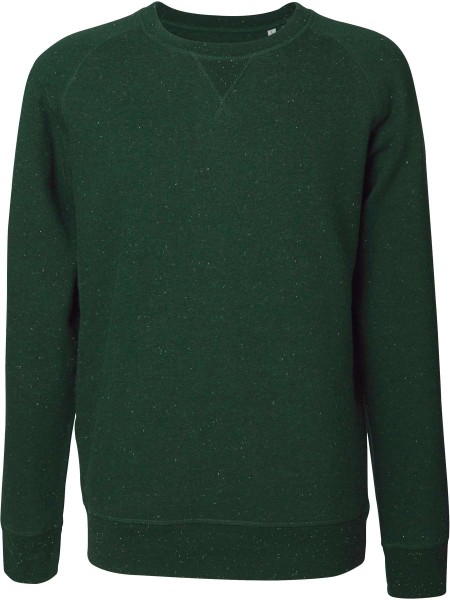 Strolls - Sweatshirt aus Bio-Baumwolle - heather scarab green