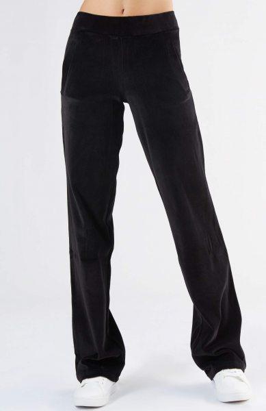 Nicki-Hose aus Bio-Baumwolle - schwarz