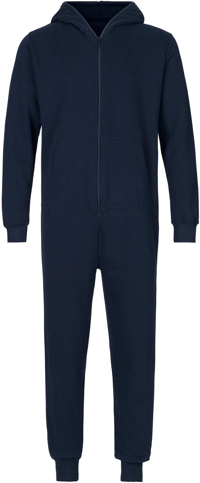 onepiece jumpsuit f r m nner overall aus biobaumwolle navy. Black Bedroom Furniture Sets. Home Design Ideas