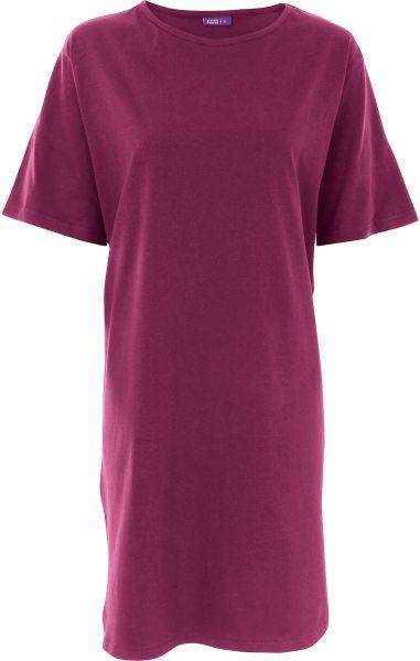 Nachthemd aus Bio-Baumwolle - pink - Bild 1