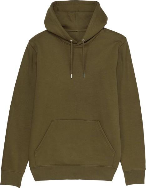Unisex Hoodie aus Bio-Baumwolle - british khaki