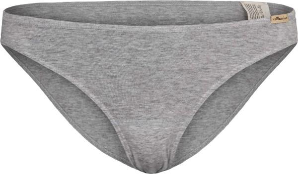 Jazz-Pants aus Fairtrade Biobaumwolle - grau-meliert