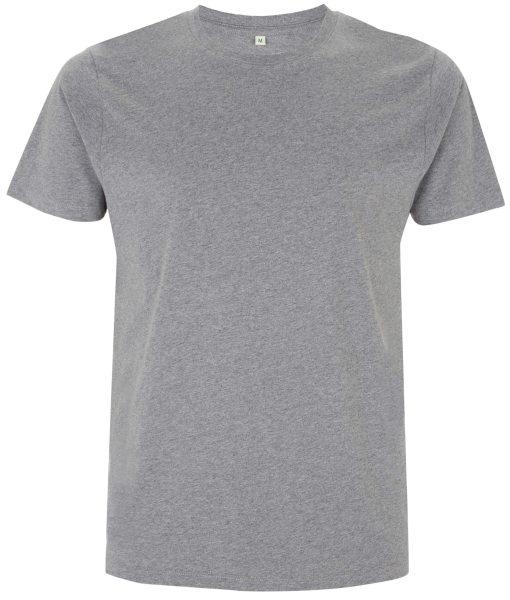 Bio Shirt grau meliert EP100