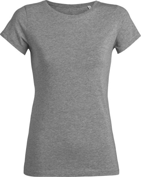 Wants - T-Shirt aus Bio-Baumwolle - mid heather grey - Bild 1