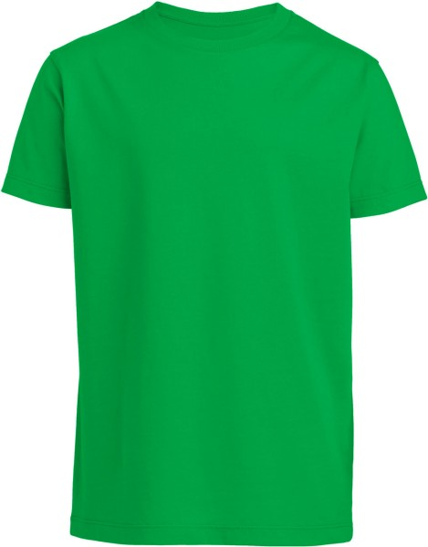 Kinder T-Shirt Bio-Baumwolle - fresh green