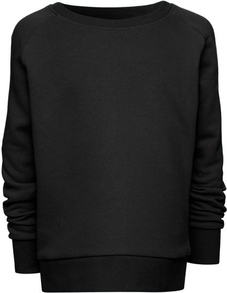Kinder Mini Scouts - Unisex Sweatshirt BioBaumwolle - schwarz