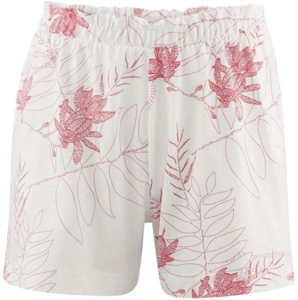 Schlaf-Shorts aus Bio-Baumwolle - offwhite/magnolia