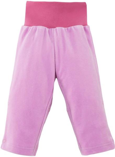 Baby Hose aus Bio-Baumwolle - rosa - Bild 1