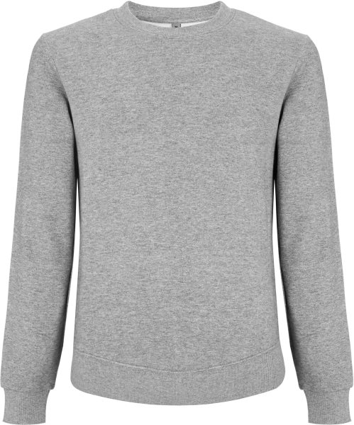 Unisex Standard Fitted Sweatshirt - grau meliert