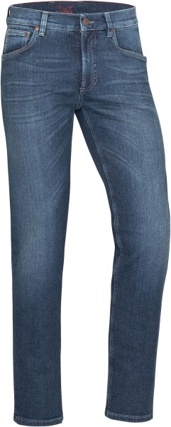 Finn - 5 Pocket Jeans aus Bio-Baumwolle - fashion blue