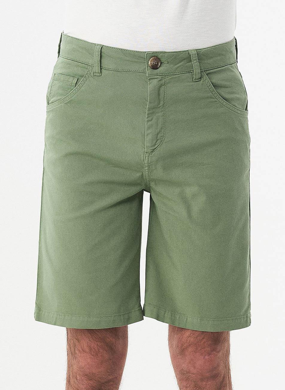 MOR11948-ferngreen-5-Pocket-Shorts-nachhaltiger-Bio-Baumwolle-mit-Elastan-oekofair-regular-fit-hochwertig-Corozo-Button-fair-trade
