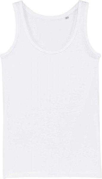 Tank-Top aus Bio-Baumwolle - white