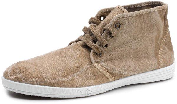 Safari Enzimatico - Schnürschuhe aus Bio-Baumwolle - beige - Bild 1