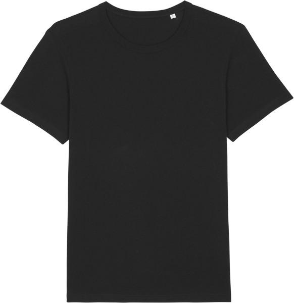 T-Shirt aus Bio-Baumwolle - black