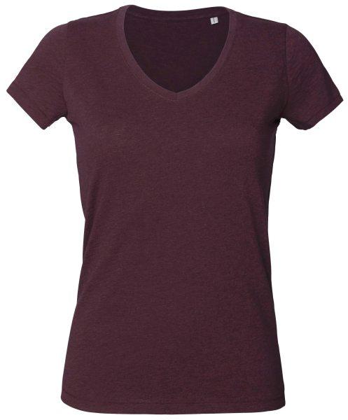 Chooses V-Neck Shirt Frauen Bio-Baumwolle