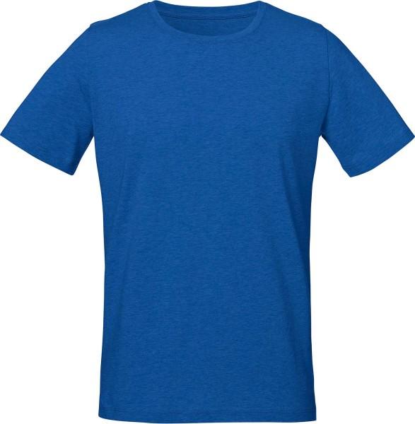 Live - Unisex T-Shirt mit Seitenschlitzen heather royal blue