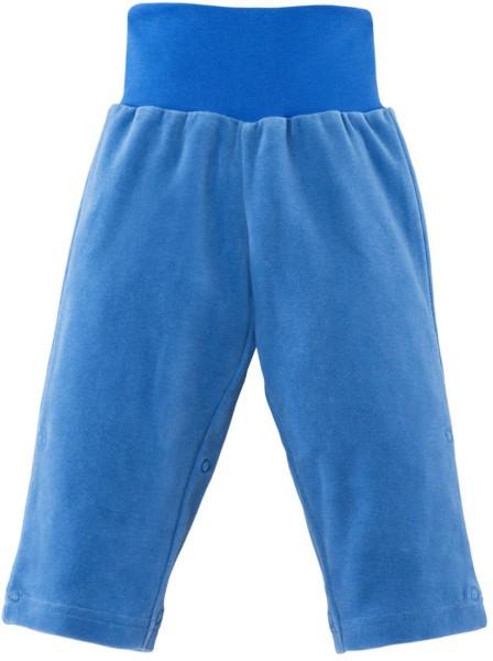 Baby Hose aus Bio-Baumwolle - blau - Bild 1