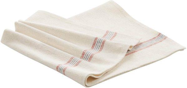 Bodenreinigungstücher aus Baumwolle - 3er-Pack - natural
