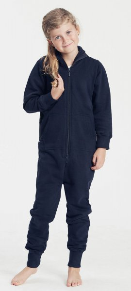 Kinder Organic Jumpsuit Fairtrade navy