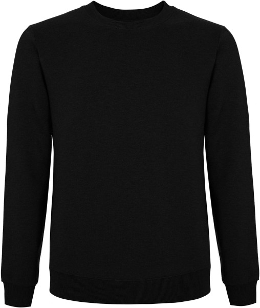 Unisex Standard Fitted Sweatshirt - schwarz