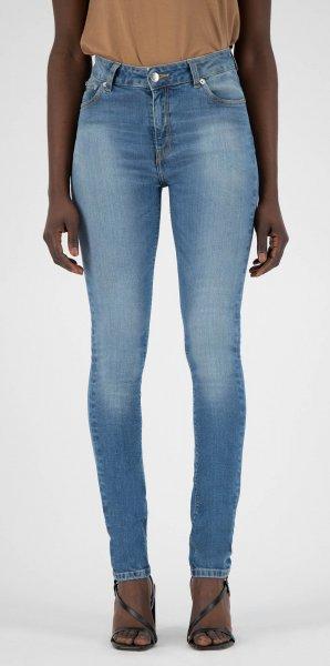 Skinny Fit Jeans Hazen - fan stone