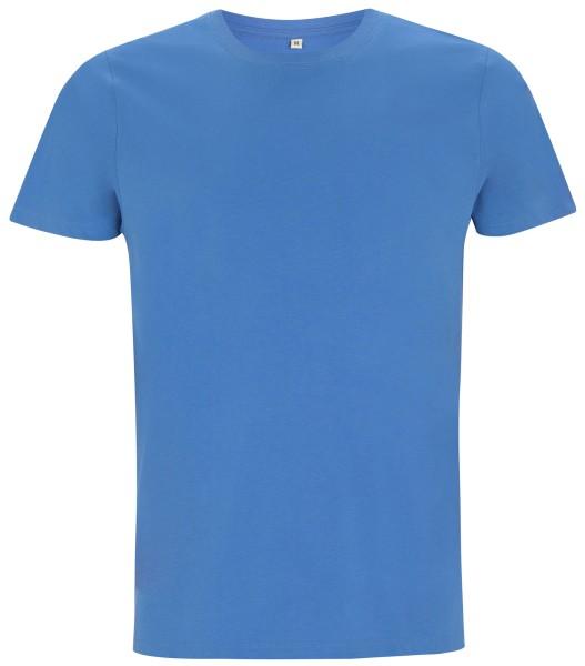 Blaues Bio Shirt Ep100