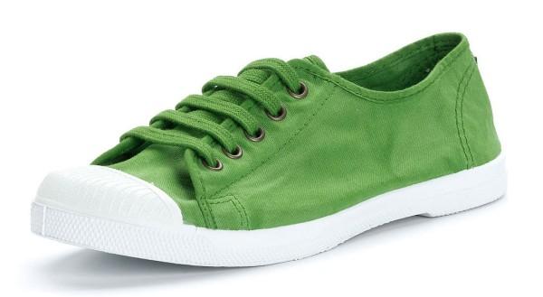 Basket - Schnürschuhe aus Bio-Baumwolle - verde - Bild 1