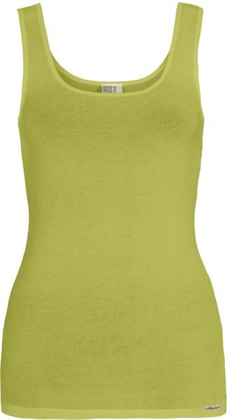 Unterhemd aus Fairtrade Biobaumwolle - kiwi