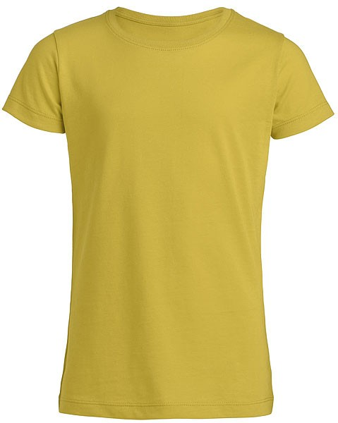 Kinder T-Shirt - Mini Draws Bio-Baumwolle - gelb - Bild 1