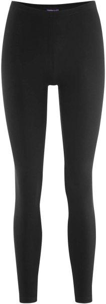 Leggings aus Biobaumwolle - schwarz