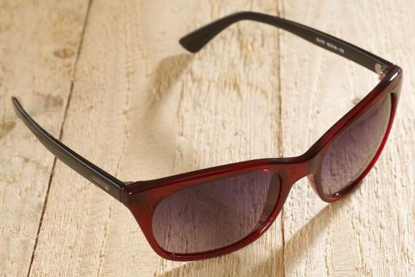 Antonio Verde Sonnenbrille weinrot