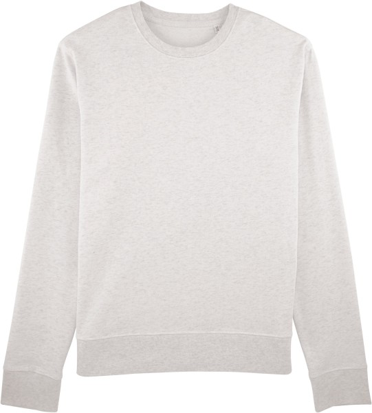 Sweatshirt aus Bio-Baumwolle - cream heather grey