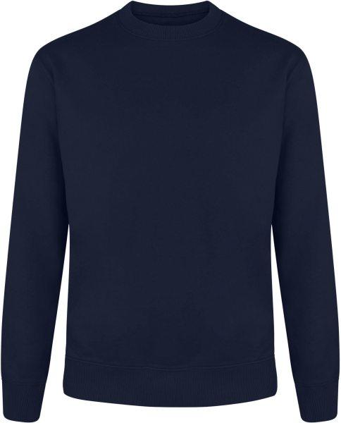 Organic Unisex Sweatshirt - navy blue