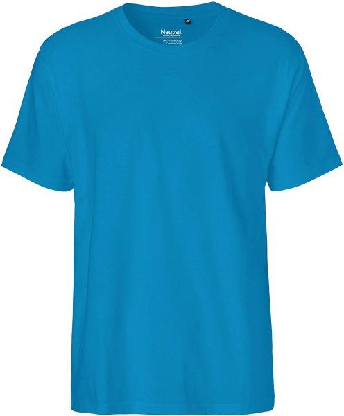 Classic T-Shirt aus Fairtrade Bio-Baumwolle - sapphire