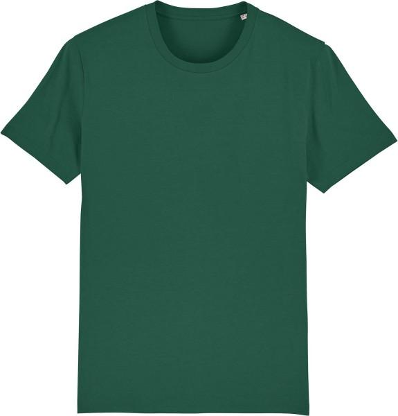 T-Shirt aus Bio-Baumwolle - bottle green