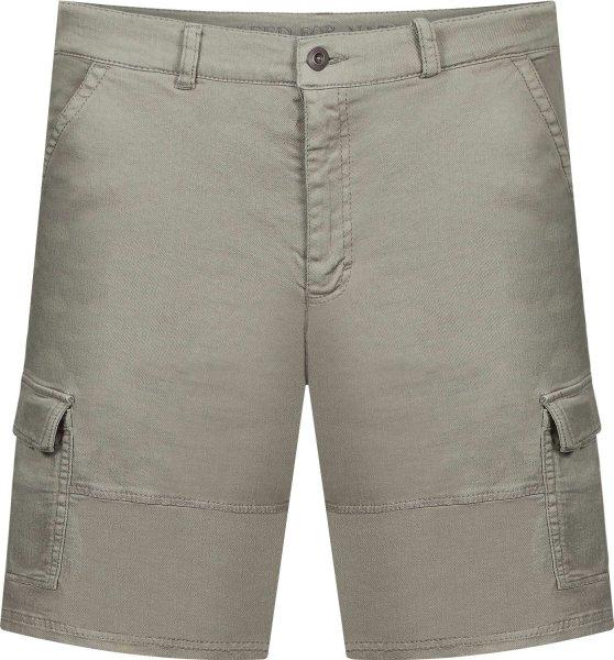 Walkshorts - Cargo-Shorts aus Bio-Baumwolle - sand