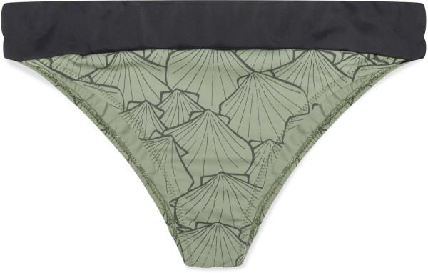 Eco Bikini Hose - olivgrün