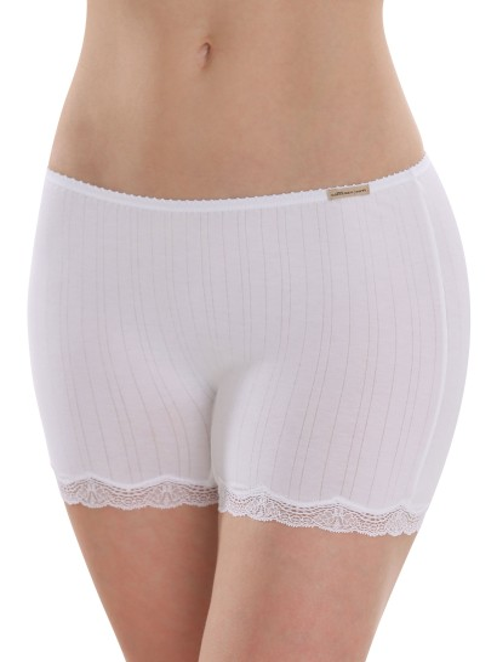 Spitzen Panty Nadelzug weiss 1-09-2778