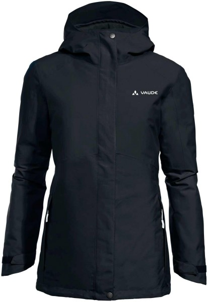 Damen Winterjacke Rosemoor Padded Jacket - phantom black