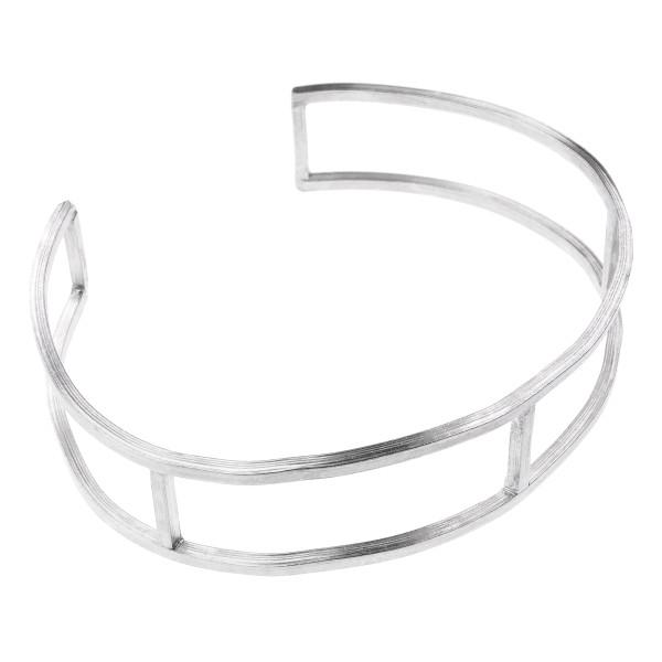 Bar Bracelet - Armband aus recyceltem Silber