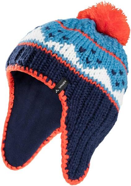 Kinder Mütze Knitted Cap IV - ocean