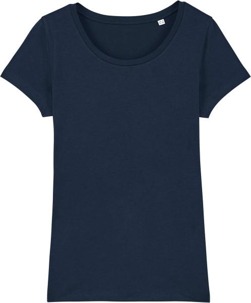 Jersey-Shirt aus Bio-Baumwolle - french navy