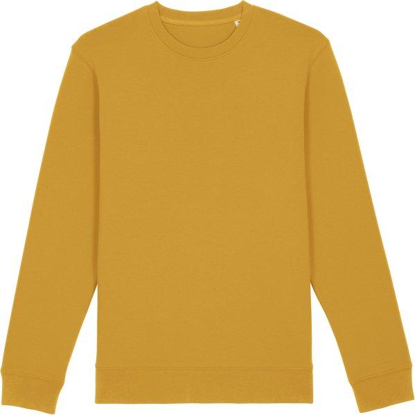 Unisex Sweatshirt aus Bio-Baumwolle - ochre