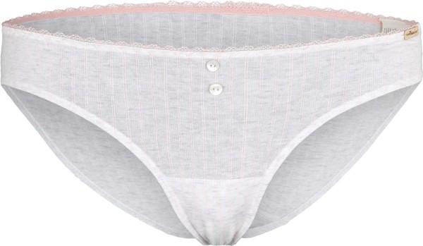 Jazz-Pants aus Fairtrade Biobaumwolle - perle gestreift