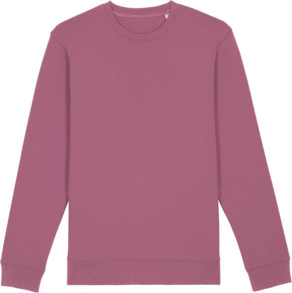 Unisex Sweatshirt aus Bio-Baumwolle - mauve