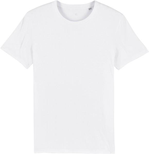 T-Shirt aus Bio-Baumwolle - white